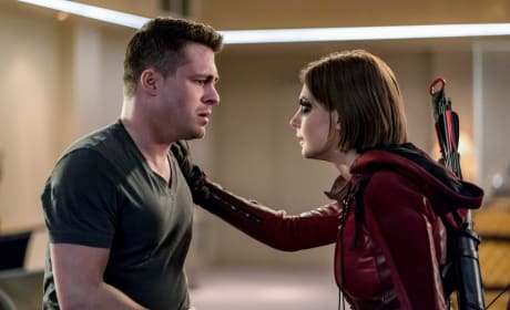 You're Worth Fighting For! - Arrow Season 6 Episode 15