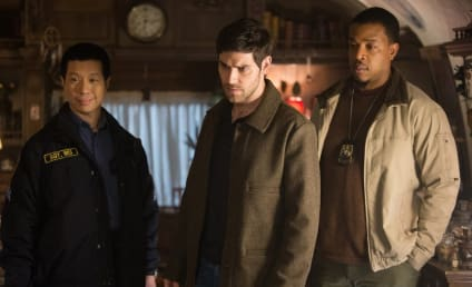 Grimm Season 4 Episode 11 Review: Death Do Us Part