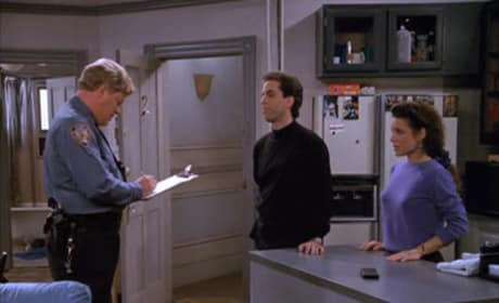 Seinfeld Gets Robbed