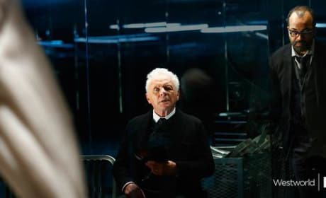 Westworld Teaser: Sexbots and Killbots Await on New HBO Series
