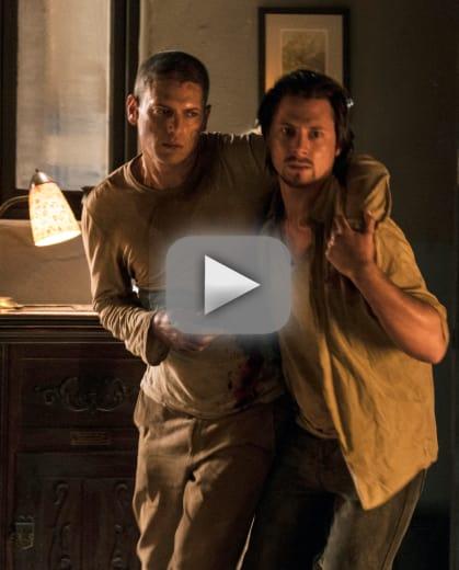 Lucifer Season 2 Episode 5 Spoilers Lucifer: Watch Prison Break Online: Season 5 Episode 7