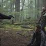 Stuck Between Two Siblings - Arrow Season 3 Episode 14