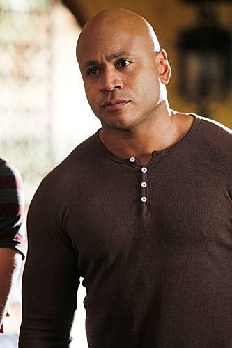 LL as Sam Hanna