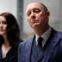 Red is all ears - The Blacklist Season 4 Episode 6