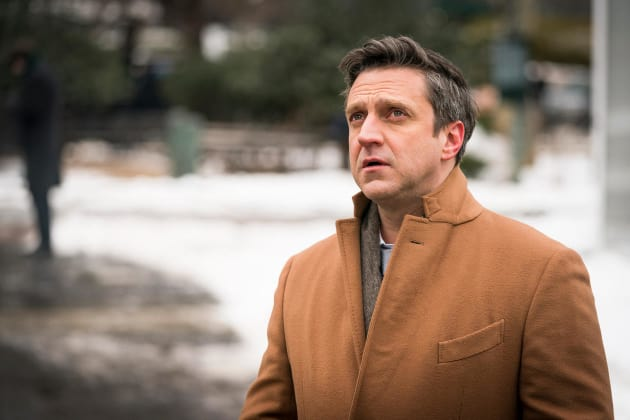 Barba's Anguish - Law & Order: SVU Season 19 Episode 12