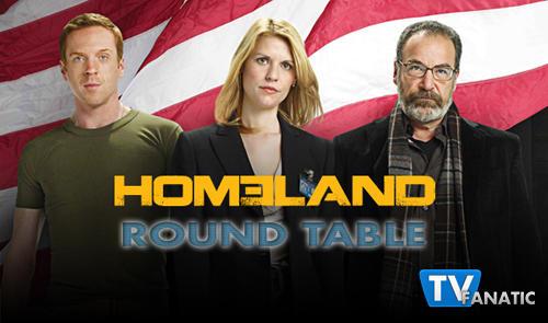 Homeland Round Table Logo