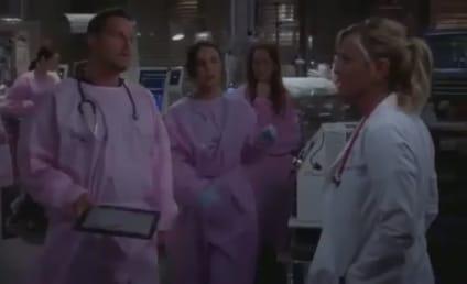 Grey's Anatomy Sneak Peeks: Keep the Tiny Human Makers Happy
