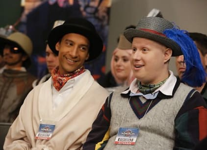 Watch Community Season 4 Episode 3 Online