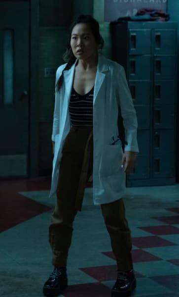 Mary in Shock - Batwoman Season 2 Episode 3