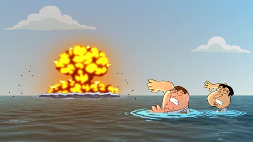 Saving the Day - Family Guy Season 16 Episode 14