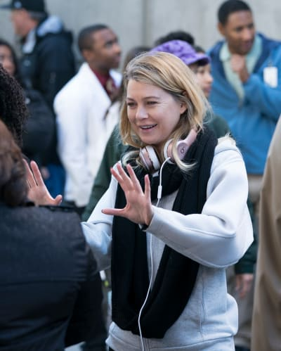 Director Ellen Pompeo - Grey's Anatomy Season 14 Episode 15