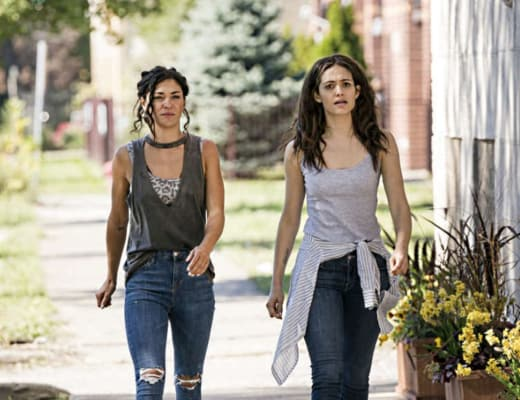 Fiona and Nessa - Shameless