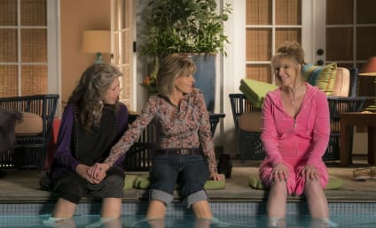 Grace and Frankie Ages Beautifully as Season 4 Ponders Senior Living