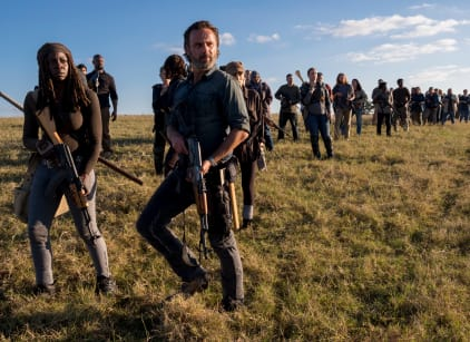 Watch The Walking Dead Season 8 Episode 16 Online