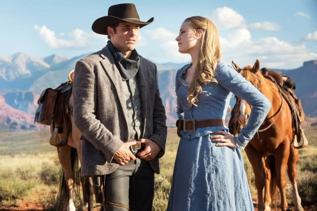 Happiness westworld