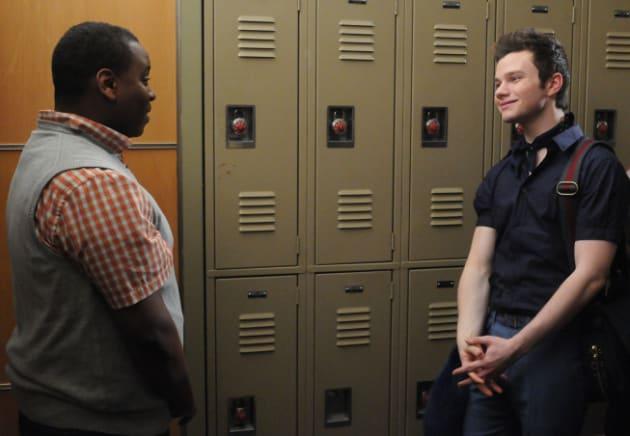Saturday Night Glee-ver Pic