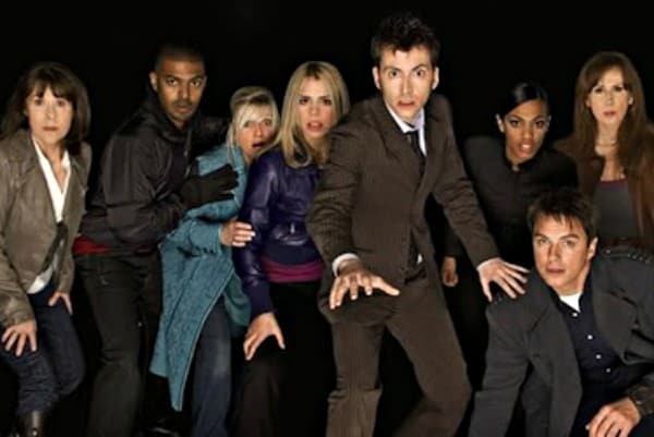 """The Stolen Earth"" (Doctor Who, Torchwood, and The Sarah Jane Adventures)"