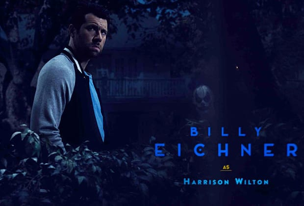 Billy Eichner as Harrison Wilton - American Horror Story