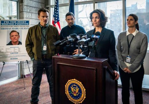 Fugitive Department - FBI