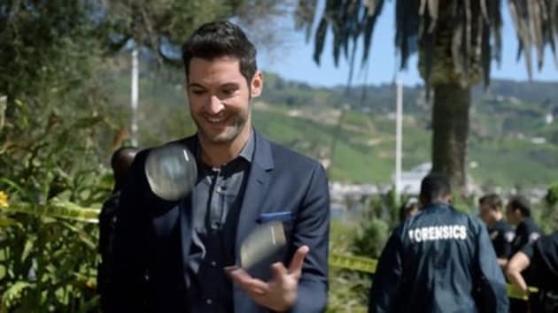 Juggling Funbags - Lucifer Season 3 Episode 7