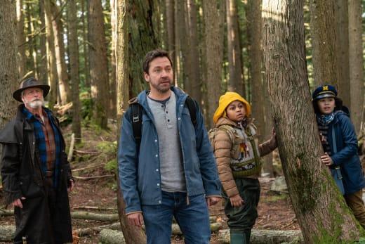 A Walk In The Woods - Home Before Dark Season 2 Episode 6