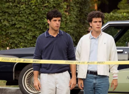 Watch Law & Order True Crime: The Menendez Brothers Season 1 Episode 1 Online