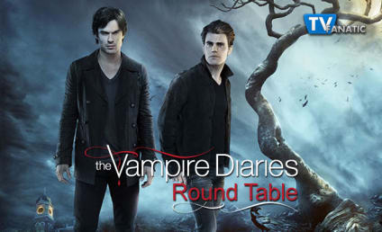 The Vampire Diaries Round Table: X Marks The Spot