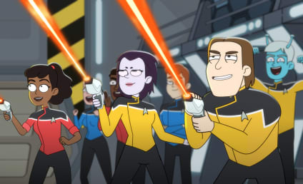 Star Trek: Lower Decks Season 1 Episode 4 Review: Moist Vessel