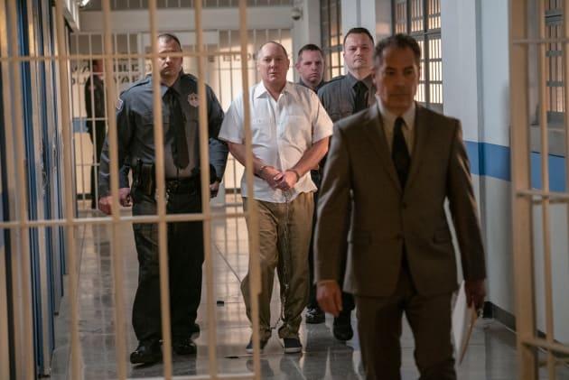 Prison Blues - The Blacklist Season 6 Episode 11