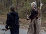 Carol's Bow - The Walking Dead