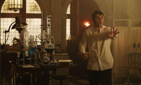 Flashback Mr. Hyde - Once Upon a Time Season 6 Episode 4
