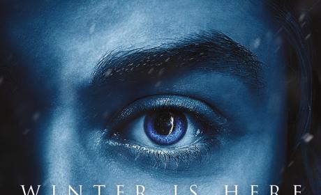 Arya Stark Season 7 Poster - Game of Thrones