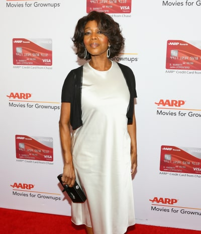 Alfre Woodard Attends Event