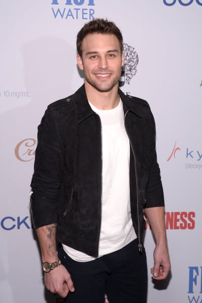 Ryan Guzman Smiles
