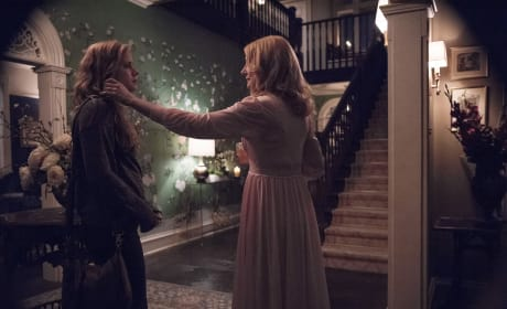 Camille and Adora - Sharp Objects