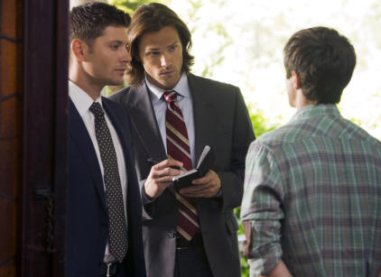 Watch Supernatural Season 8 Episode 4 Online
