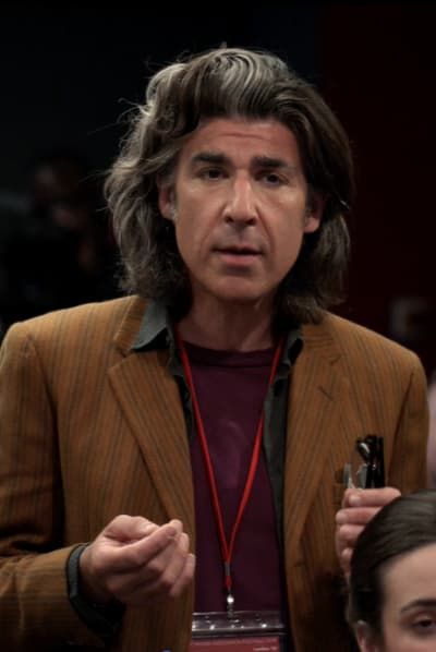 Trent Crimm - Ted Lasso Season 1 Episode 1