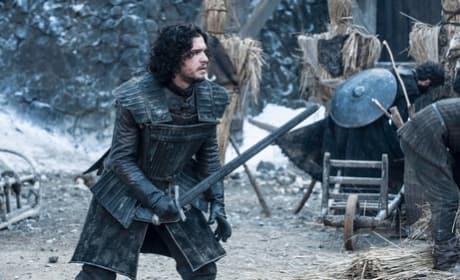Jon on the Attack
