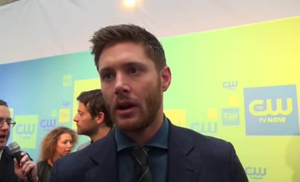 Jensen Ackles Reflects on Supernatural Pilot, Dean's Many Deaths