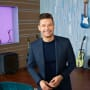 Ryan Seacrest Poses - American Idol