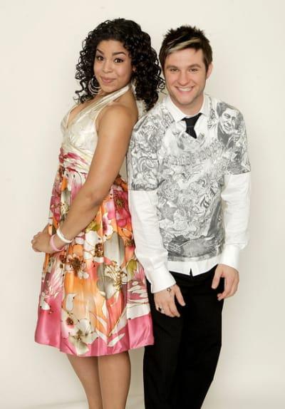 Blake and Jordin