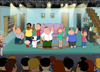Watch Family Guy Season 15 Episode 4 Online