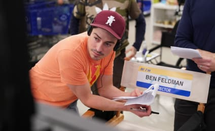 """Superstore: Ben Feldman on Directing """"Carol's Back,"""" Jonah and Amy's Relationship & What's Next for the Show"""