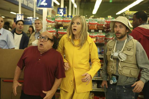 Dee, Frank, Charlie