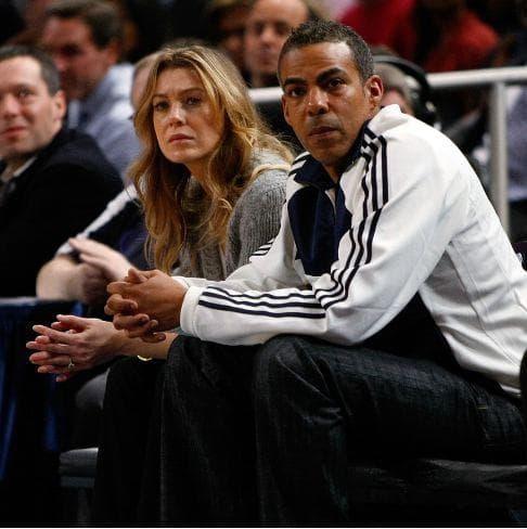 Ellen, Chris at MSG