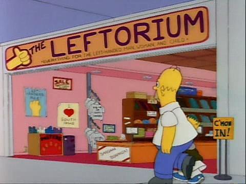The Leftorium Picture