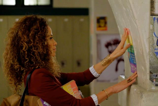 Inclusive Education - The Fosters Season 4 Episode 15