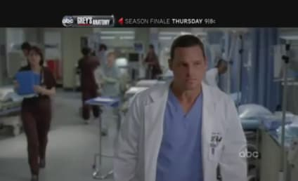 Grey's Anatomy Season Finale Promo: Emotional Casualties ...