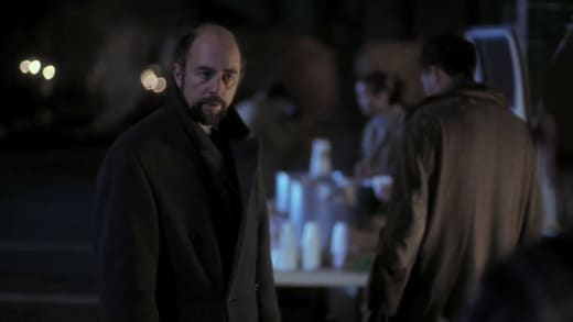 Looking for Mr. Huffnagel - The West Wing Season 1 Episode 10