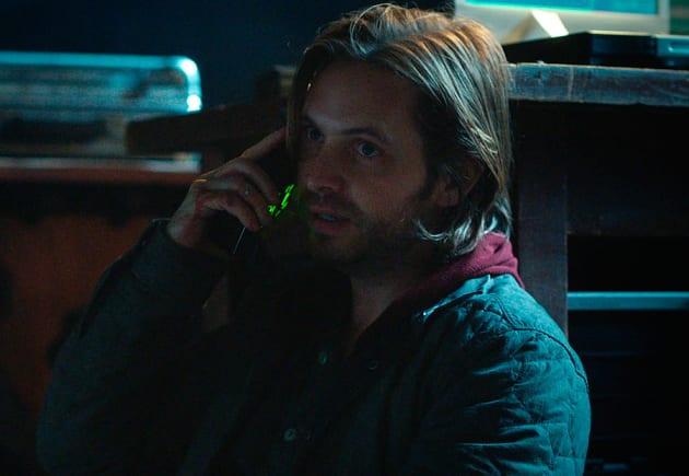Cole and Cassie Talk - 12 Monkeys Season 1 Episode 8